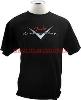 FENDER CUSTOM SHOP READY T SHIRT XXL BLACK  - 9101002806