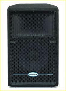 Samson RS12 HD - Diffusore Passivo - 500W - Dj Equipment Casse e Monitor - Diffusori Passivi