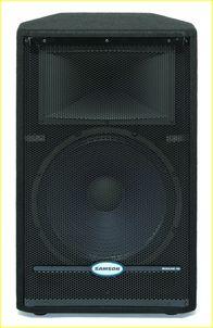 Samson RS15 HD - Diffusore Passivo - 600W - Dj Equipment Casse e Monitor - Diffusori Passivi