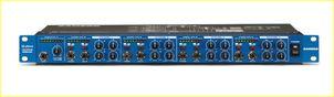 Samson S-PHONE - Amplificatore per Cuffie - 4 Canali - 1 Unita 19