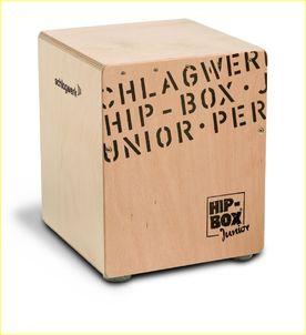 Schlagwerk CP401 - Cajon Hip-Box Junior - Batterie / Percussioni Percussioni - Cajon