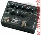 MXR DUNLOP M80 BASS DI PLUS DISTORTION +