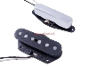 FENDER BLACKGUARD CUSTOM SHOP TELECASTER CHROME BLACK PER TELE - 0992216000
