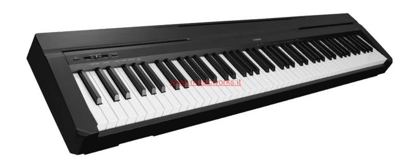 YAMAHA P 45 - STAGE PIANO DIGITALE