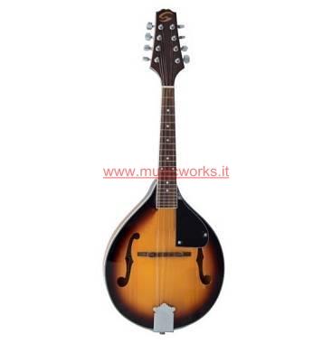 SOUNDSATION MA40SE MANDOLINO AMPLIFICATO - Strumenti A Corda Strumenti a Corda - Ukulele Banjo e Mandolini