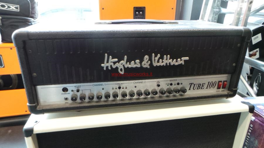 HUGHES & KETTNER TUBE 100 HEAD .