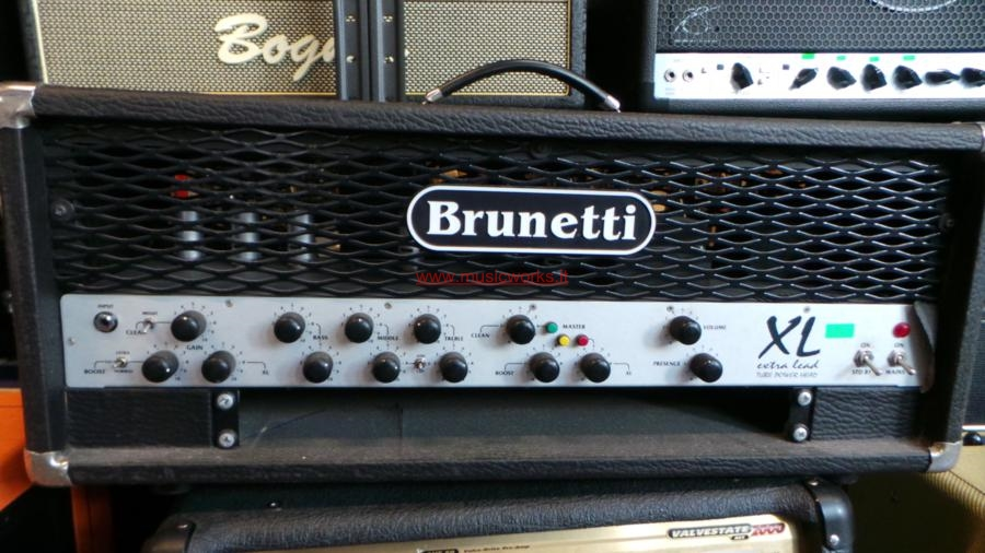 BRUNETTI XL 60 HEAD ..