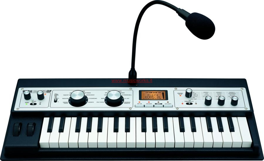 KORG MICROKORG XL + SYNTH