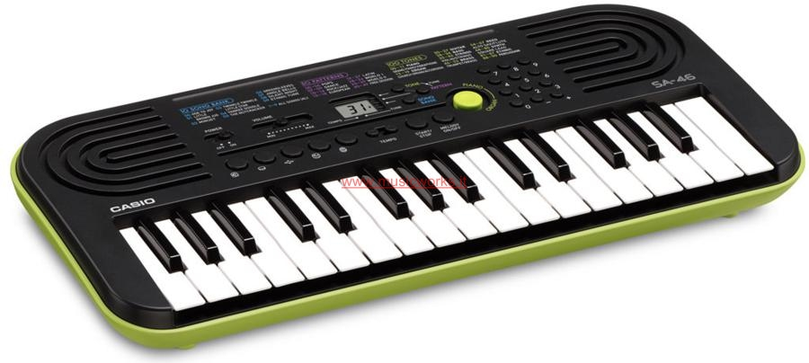CASIO-SA-46-MINI-TASTIERA-sku-5324