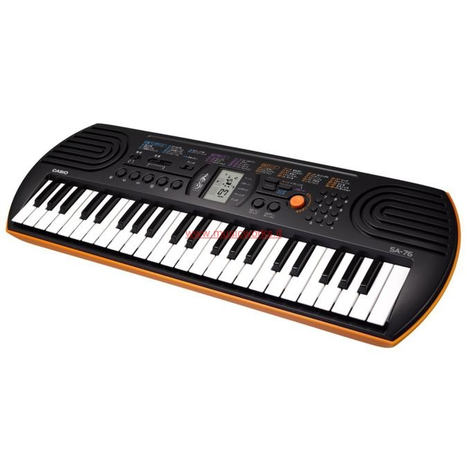 CASIO-SA-76-MINI-TASTIERA-sku-6246