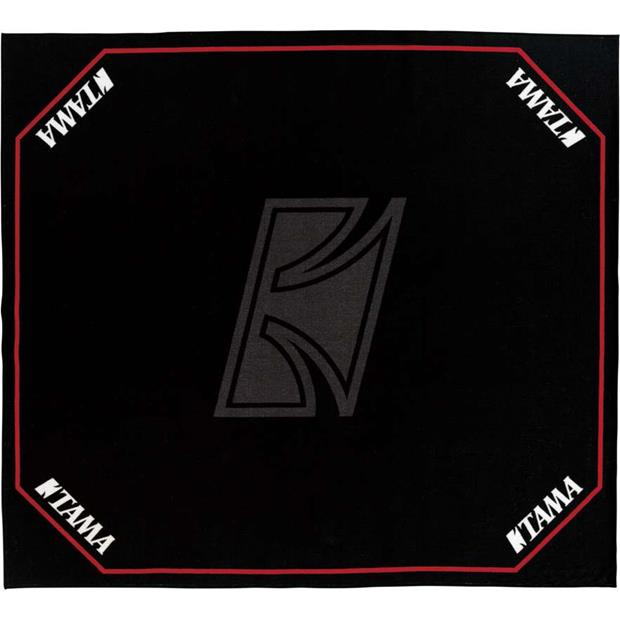 Tama TDR-TL - tappeto per batteria - c/logo
