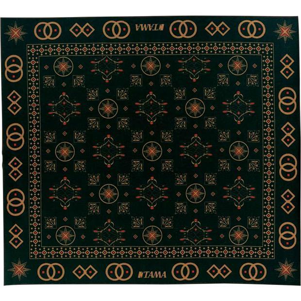 Tama TDR-OR - tappeto per batteria - c/pattern