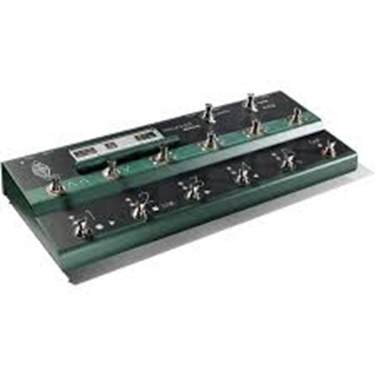 KEMPER PROFILER AMP POWER HEAD SET BUNDLE + REMOTE CONTROL PEDALBOARD