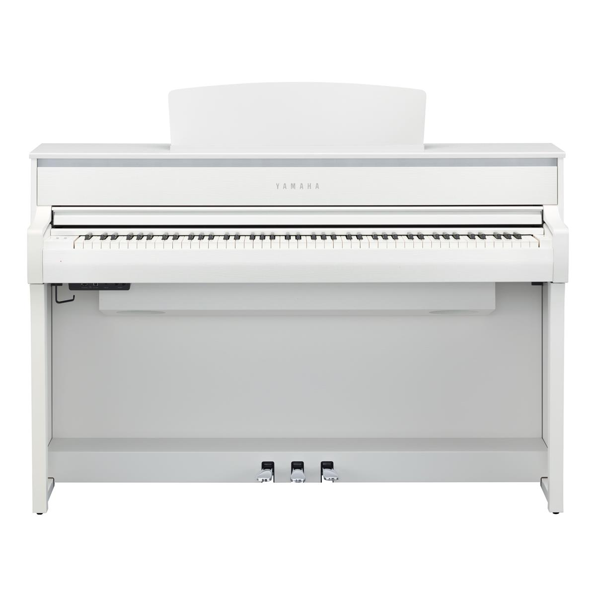 YAMAHA CLP675WHIT - CLAVINOVA - DIGITAL PIANO OM IT