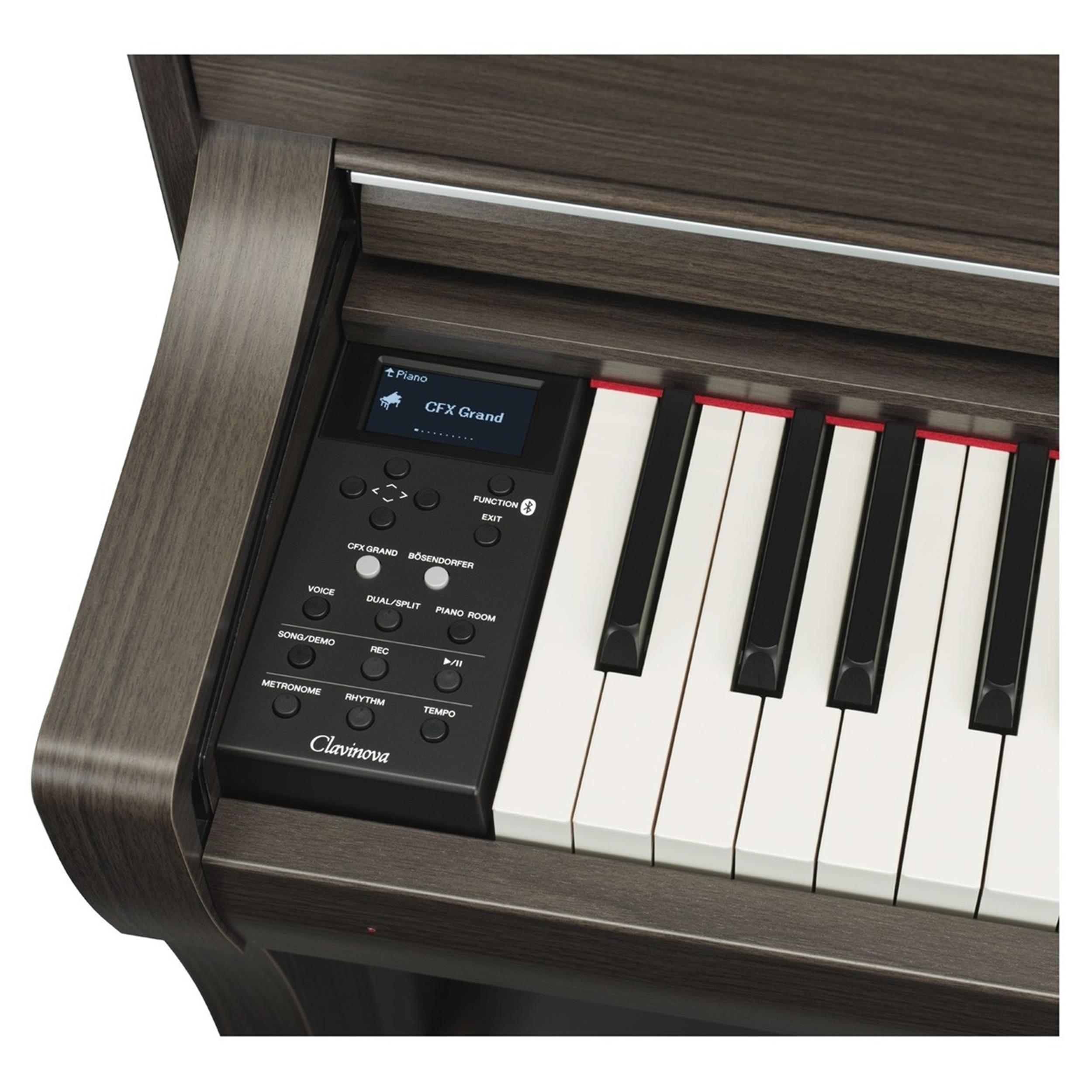 YAMAHA CLP675DWIT - CLAVINOVA - DIGITAL PIANO OM IT