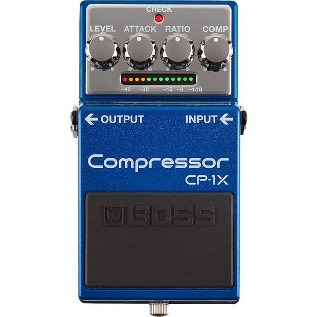BOSS CP1 X COMPRESSOR