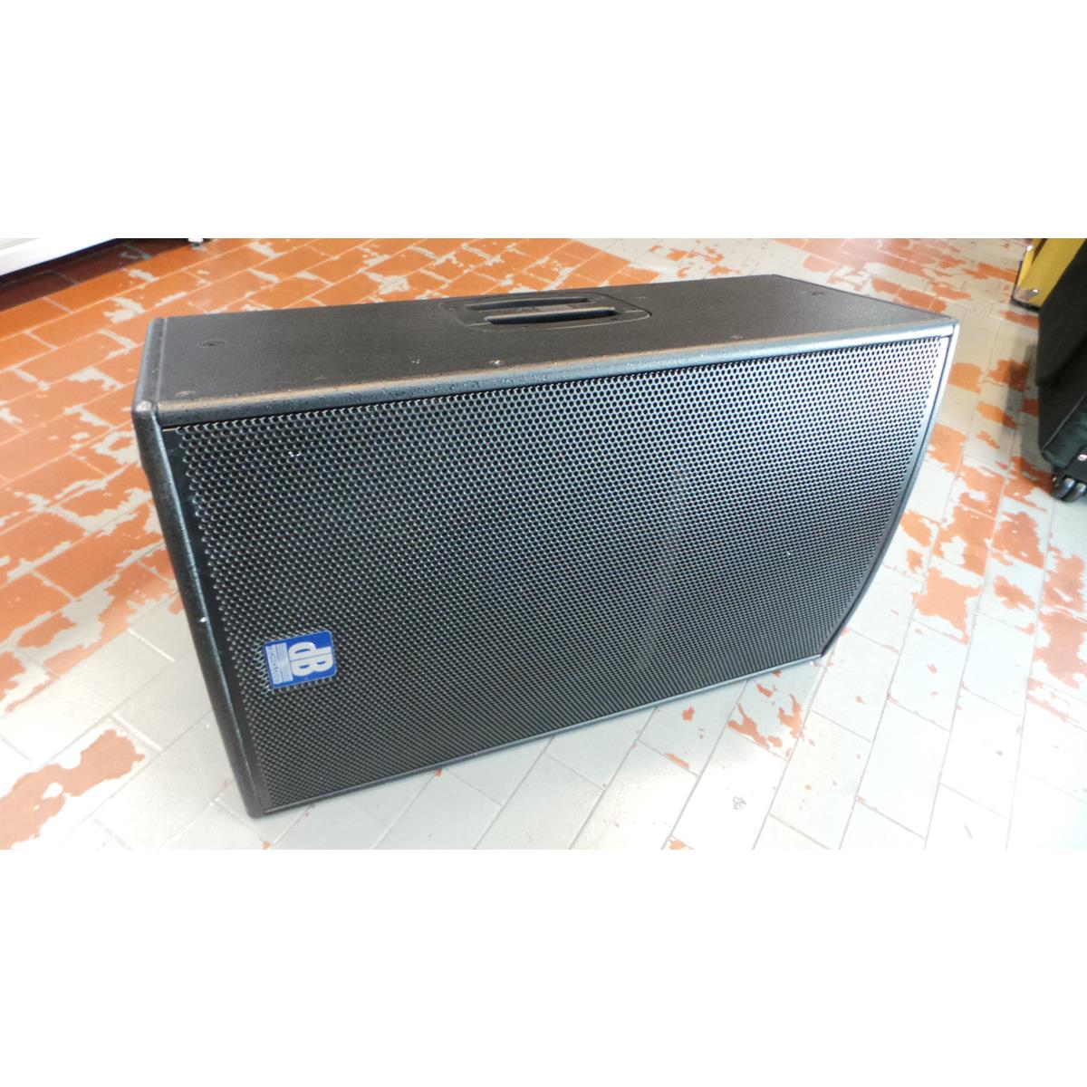 DB TECHNOLOGIES FLEXSYS 15 .