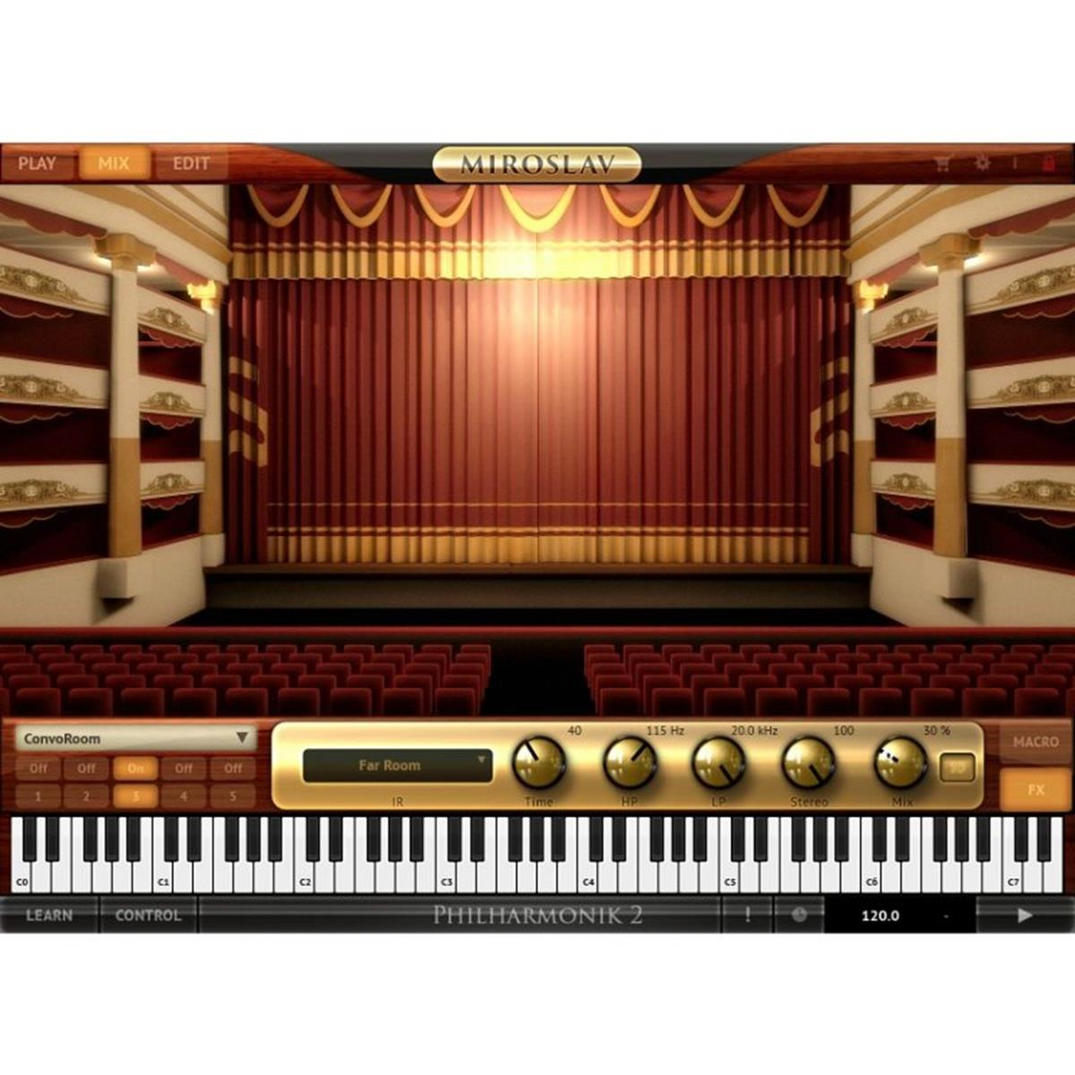 IK Multimedia Miroslav Philharmonik 2 - orchestra virtuale per MAC e PC (64 bit) - Crossgrade