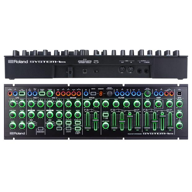 ROLAND SYSTEM 1M - SYNTH SINTETIZZATORE