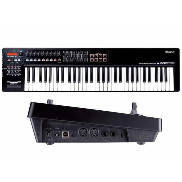 ROLAND A800 PRO - CONTROLLER MIDI A TASTIERA
