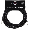 FENDER CUSTOM SHOP 25 INSTRUMENT CABLE BTW - 0990820039