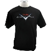 FENDER CUSTOM SHOP READY T SHIRT L BLACK - 9101002506