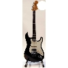 FENDER CUSTOM SHOP LTD1969 RELIC STRATOCASTER BLACK OVER 3TS SUNBURST - 9235000103