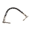 FENDER CUSTOM SHOP 6 BLACK CABLE BWL - 0990820044