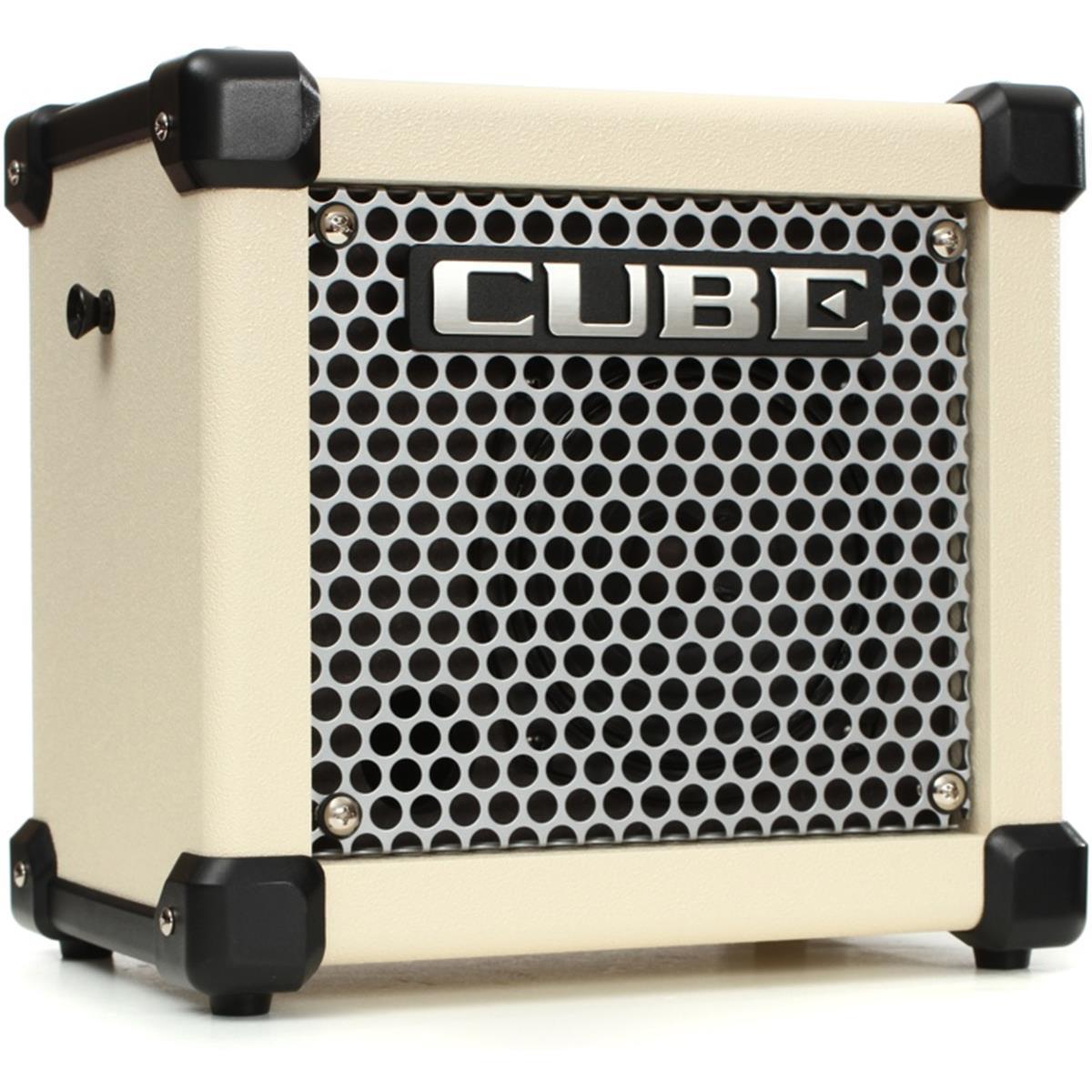 ROLAND MCUBE MICRO CUBE GX WHITE new! - Chitarre Amplificatori - Combo