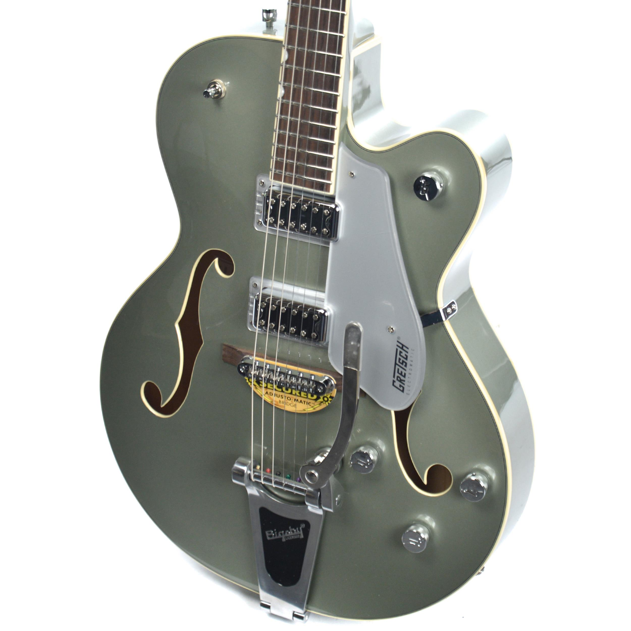 GRETSCH G5420T ELECTROMATIC HOLLOWBODY ASPEN GREEN 2506011553