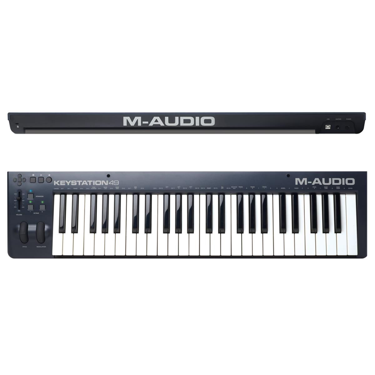 M-AUDIO KEYSTATION 49 2ND GEN