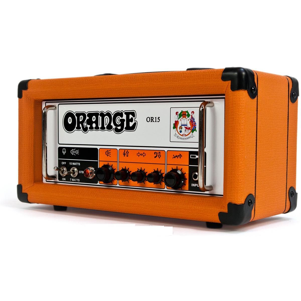 ORANGE OR15H  Guitar Amp Head Class A