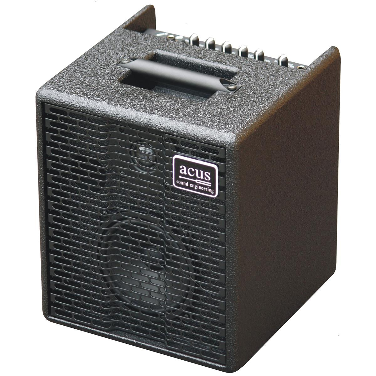 ACUS ONEFOR S5 B BLACK 50 W COMBO ACUSTICA