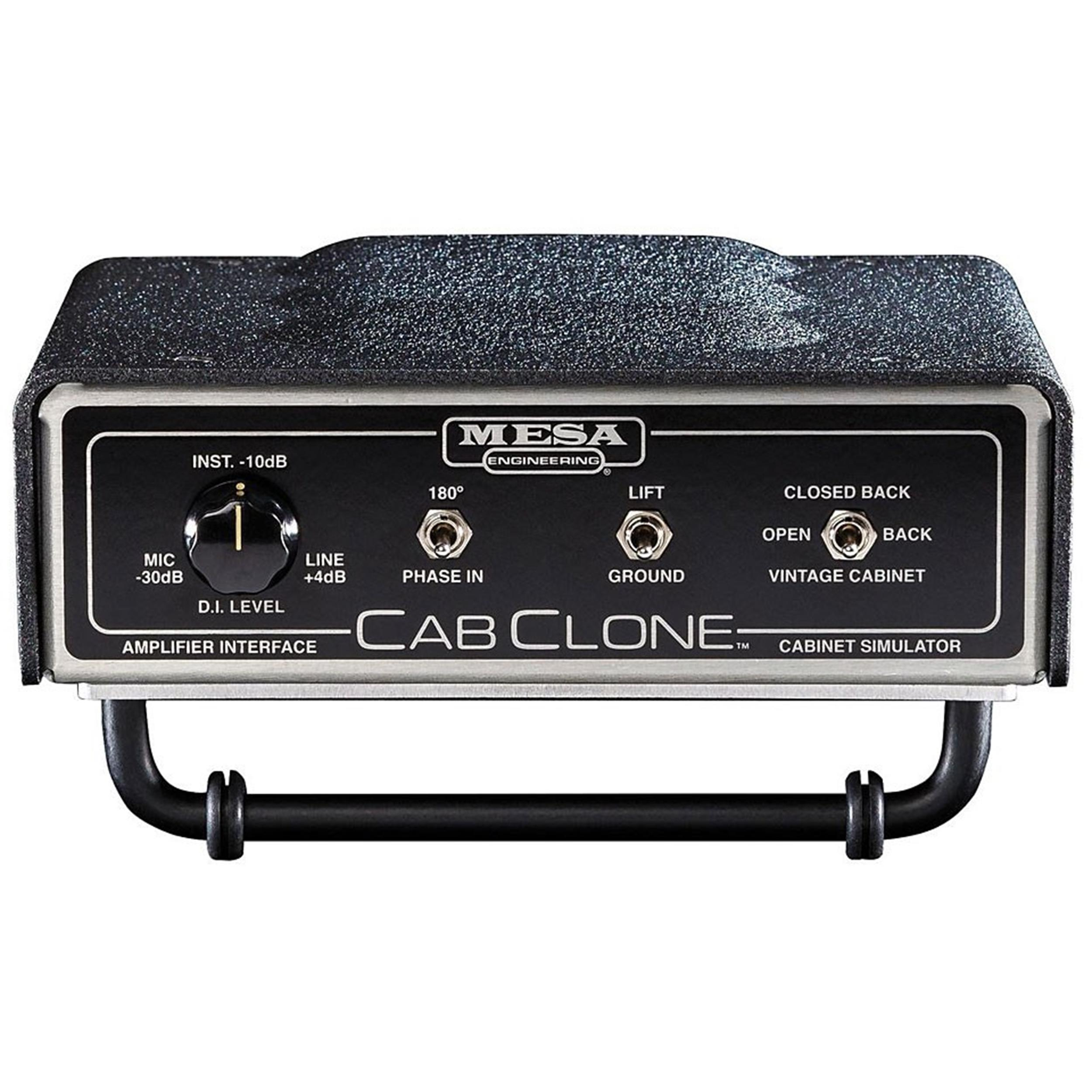 MESA/BOOGIE CabClone - 16 Ohm - Bassi Amplificatori - Attenuatori di Potenza