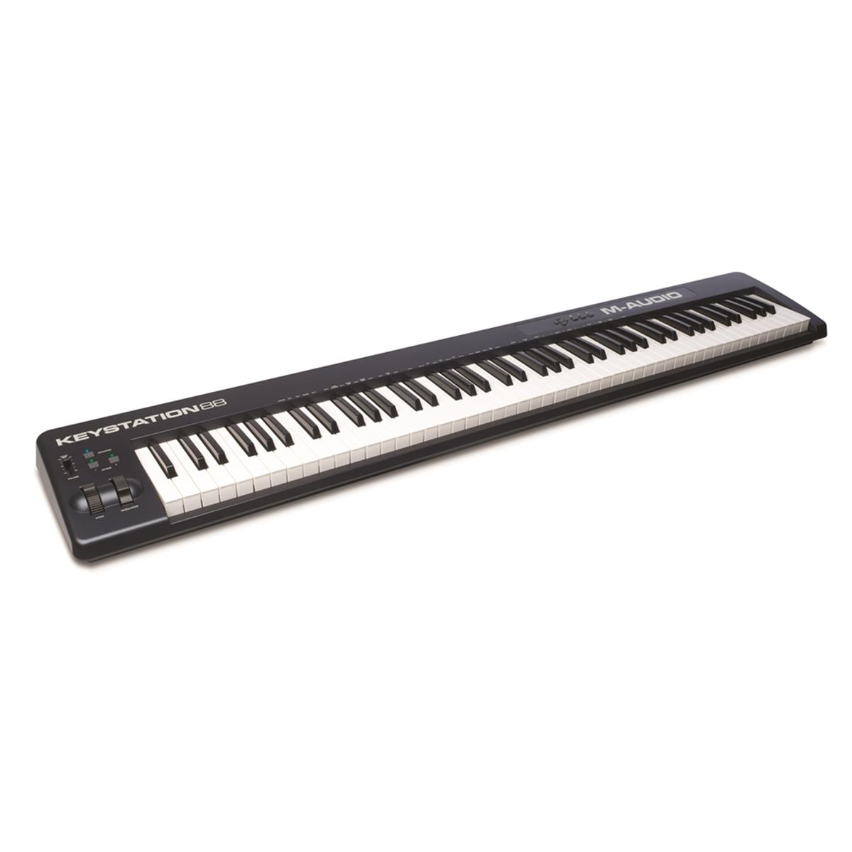 M-AUDIO-KEYSTATION-88-2ND-GEN-NUOVO-MODELLO-sku-12755