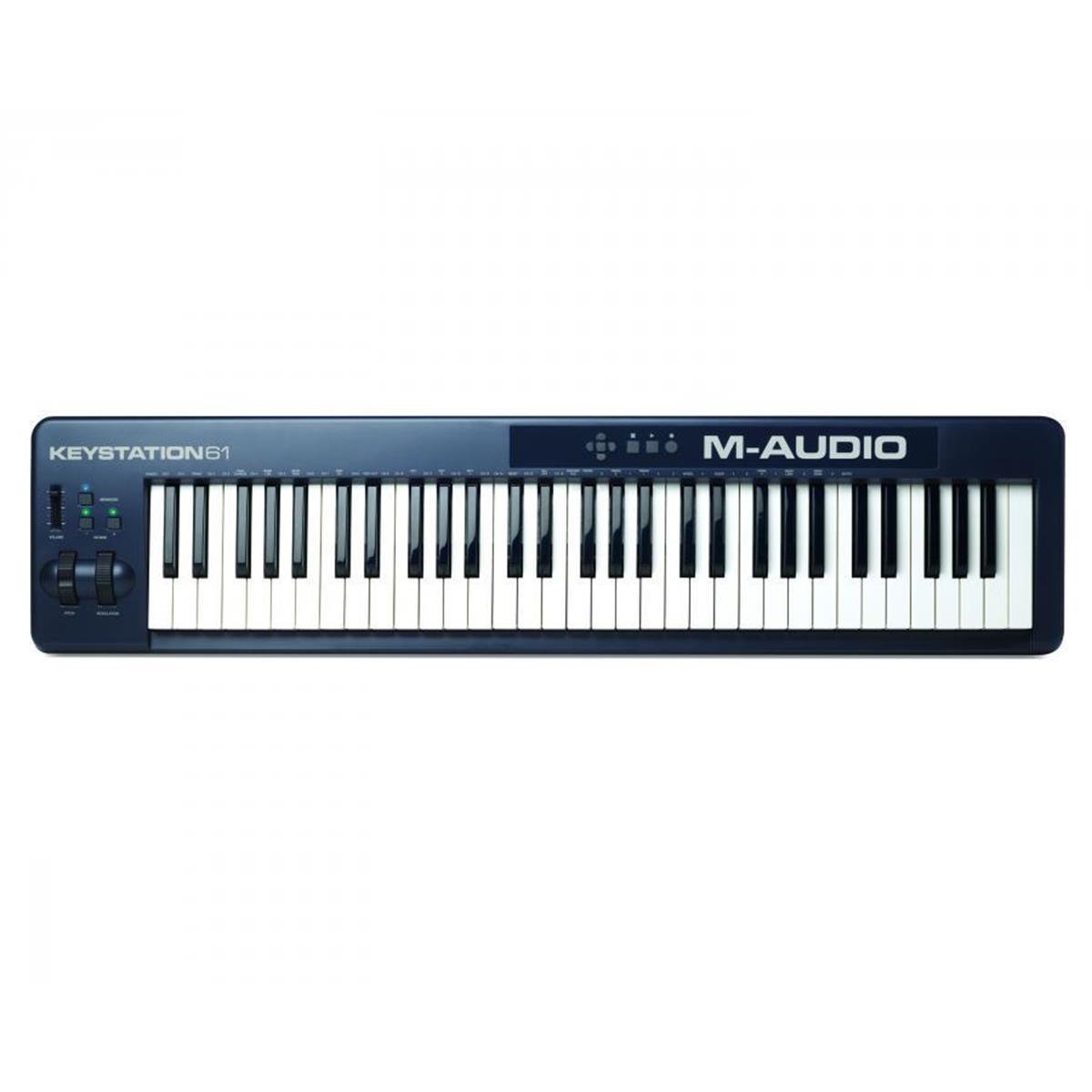 M-AUDIO KEYSTATION 61 2ND GEN NUOVO MODELLO