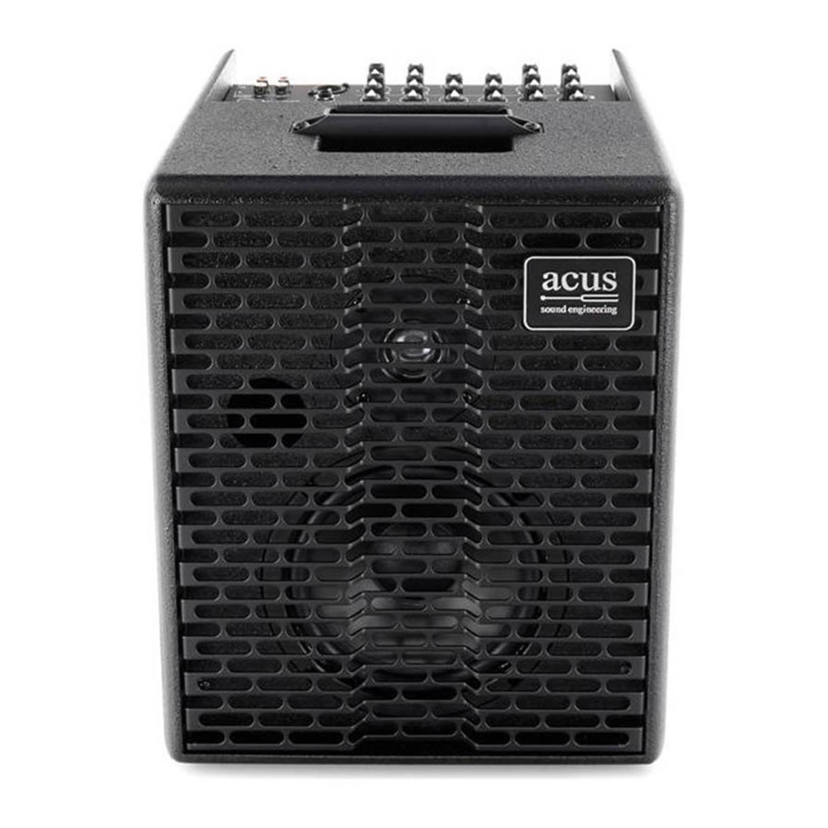 ACUS ONEFORSTRINGS ONEFOR 6T B BLACK 100 W COMBO ACUSTICA