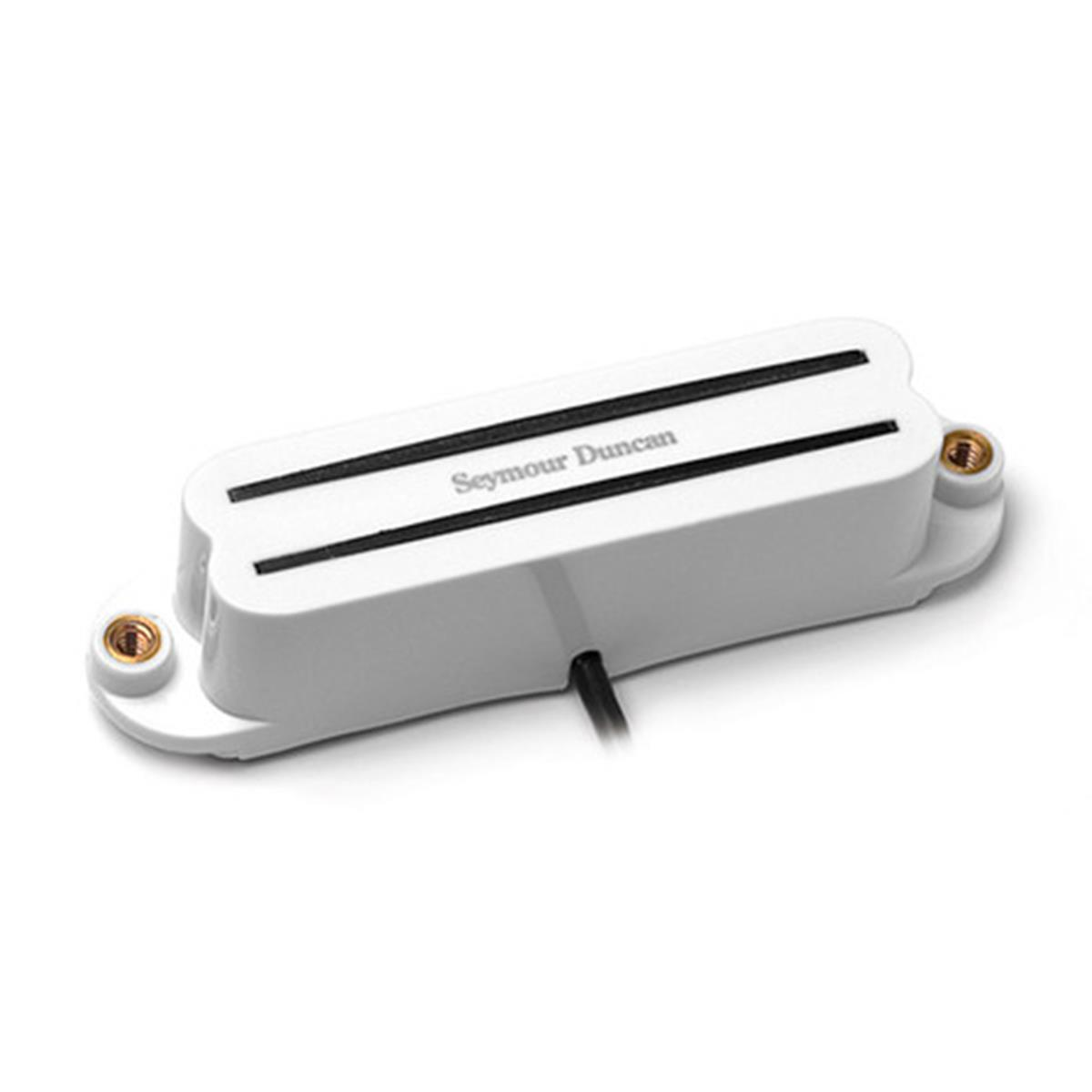 SEYMOUR-DUNCAN SHR 1 HOT RAILS BRIDGE WHITE 1120502W