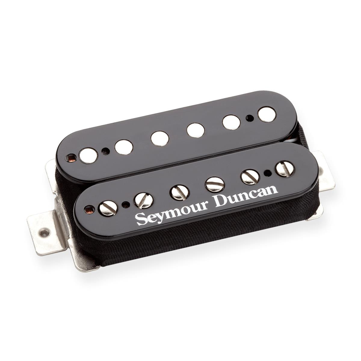 SEYMOUR-DUNCAN SH 6 B DISTORTION BRIDGE BLACK