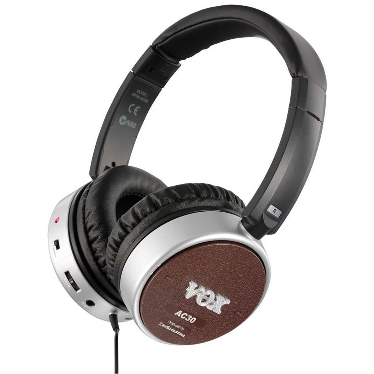 VOX AmPhones AC30 - Chitarre Cuffie - Cuffie