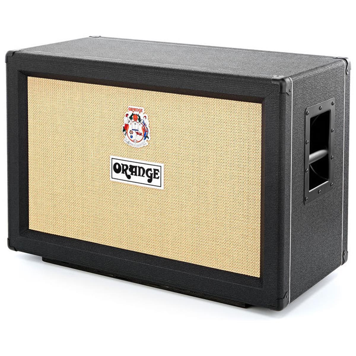 ORANGE PPC 212 CASSA CLOSED BACK BLACK - Chitarre Amplificatori - Casse