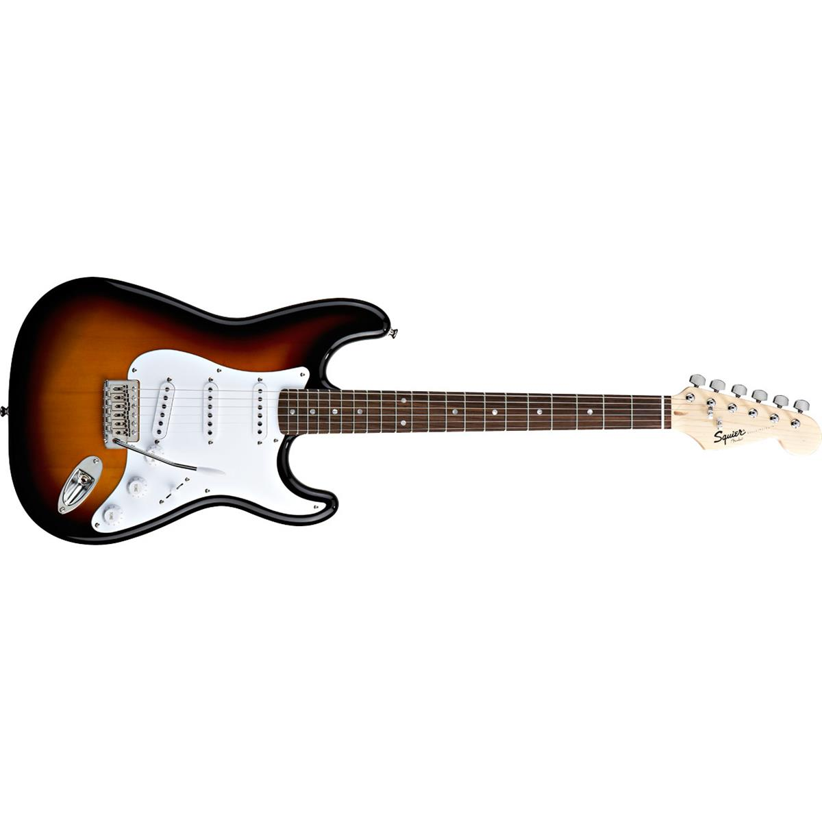 SQUIER BULLET STRATOCASTER BROWN SUNBURST - 0310001532