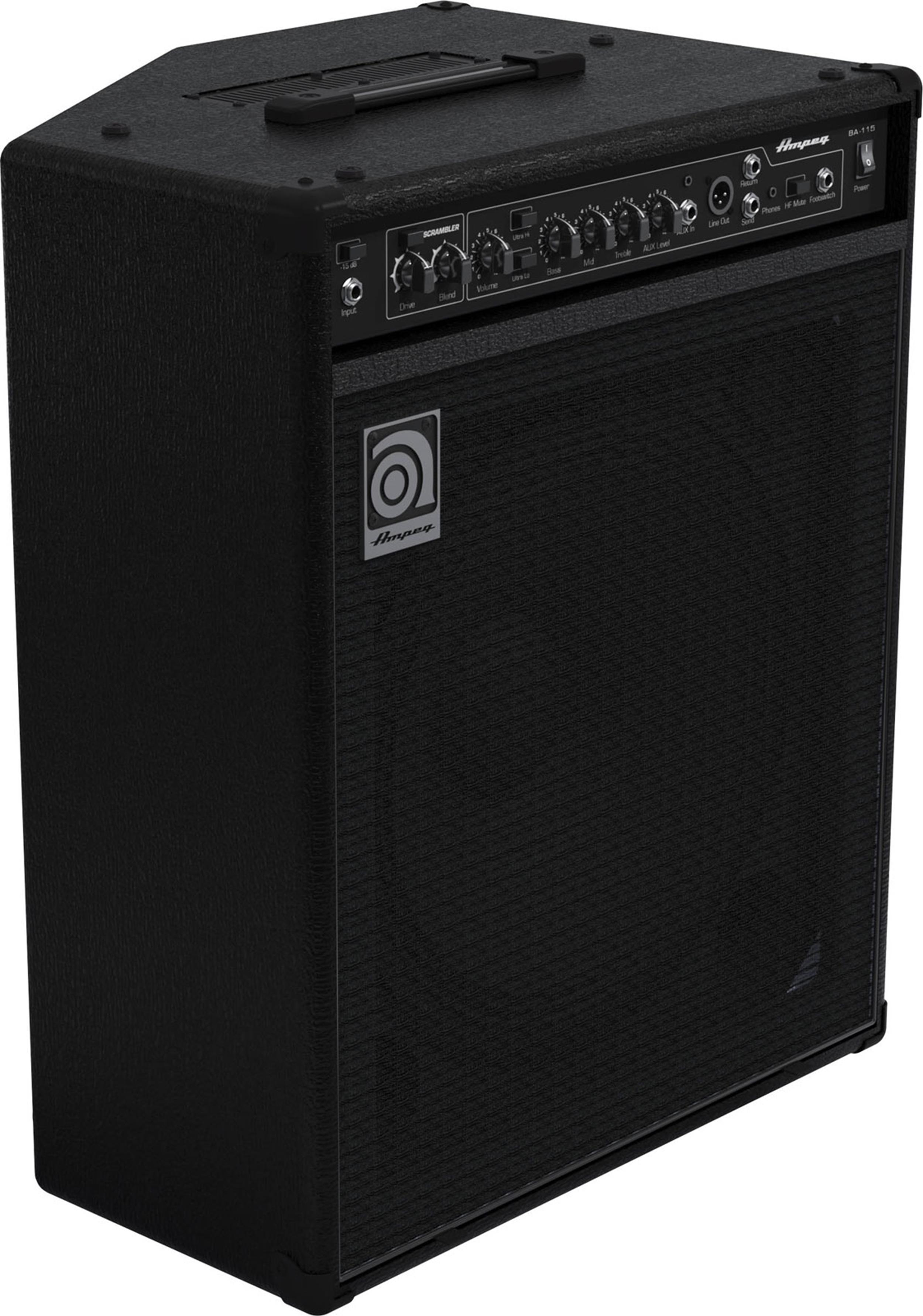 AMPEG BA 115 v2 AMPLIFICATORE - 2012703 - Bassi Amplificatori - Combo
