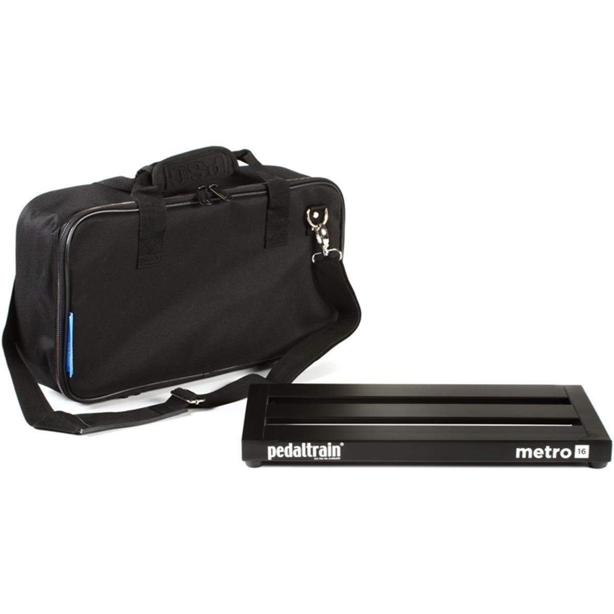 PEDALTRAIN METRO 16 SOFT CASE PEDALBOARD  pedal board