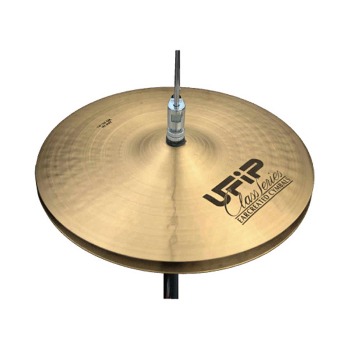 UFIP CS-13MHH - Class Series 13 Medium Hi Hat - Batterie / Percussioni Piatti - Hihat