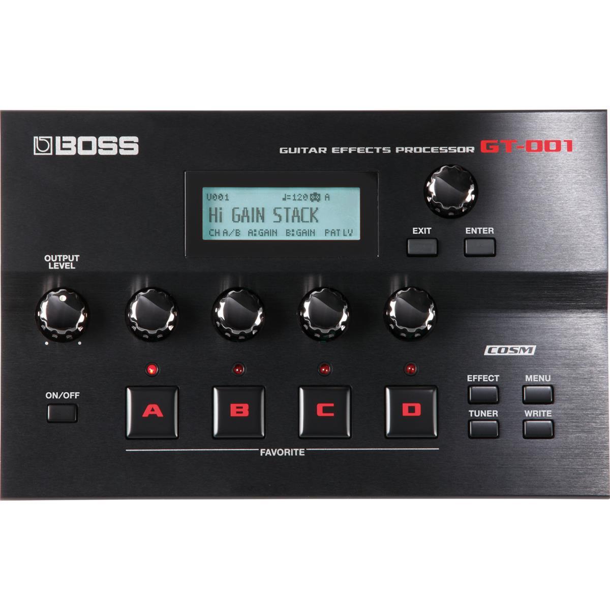 BOSS GT 001