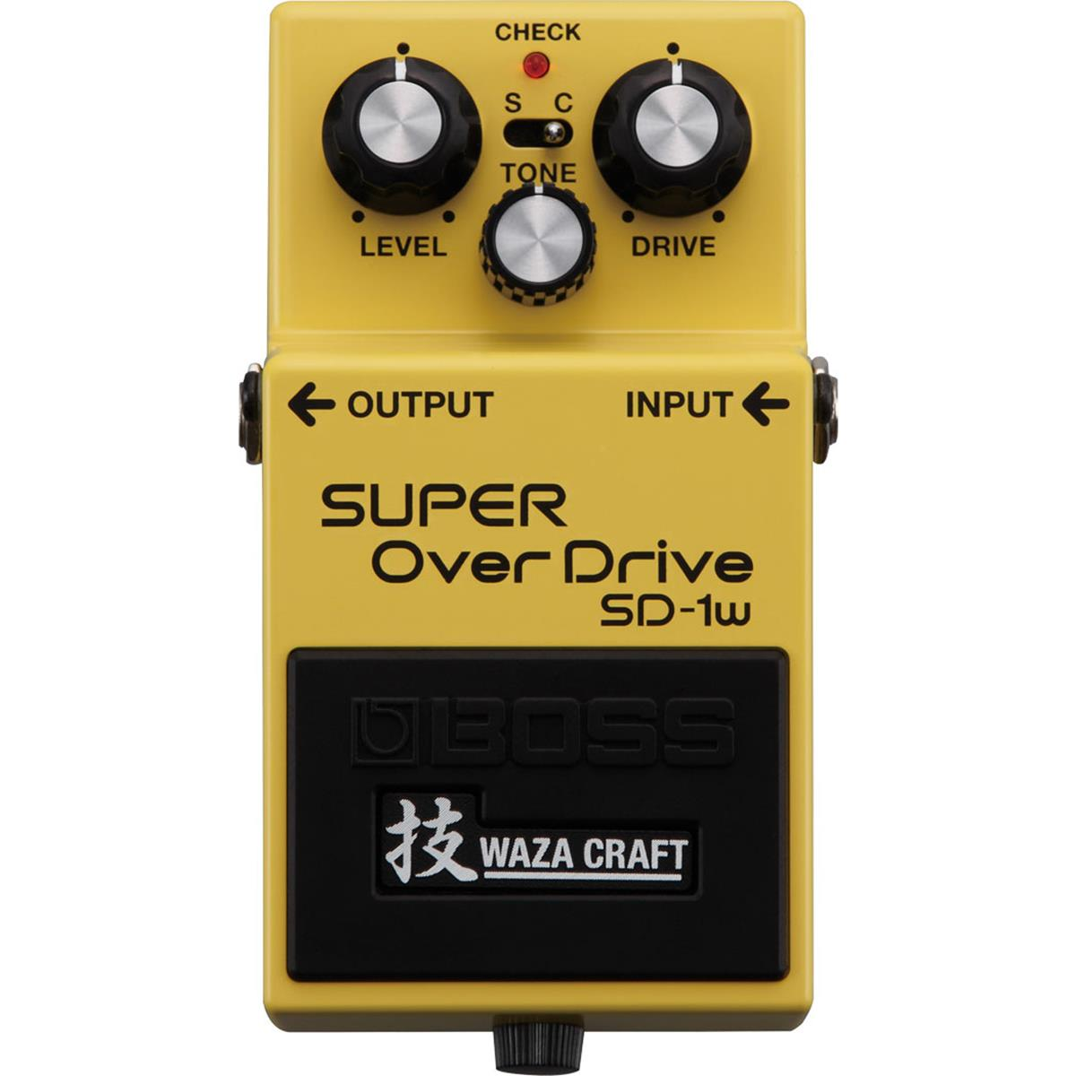 BOSS-SD-1W-SUPER-OVERDRIVE-WAZA-CRAFT-sku-14027