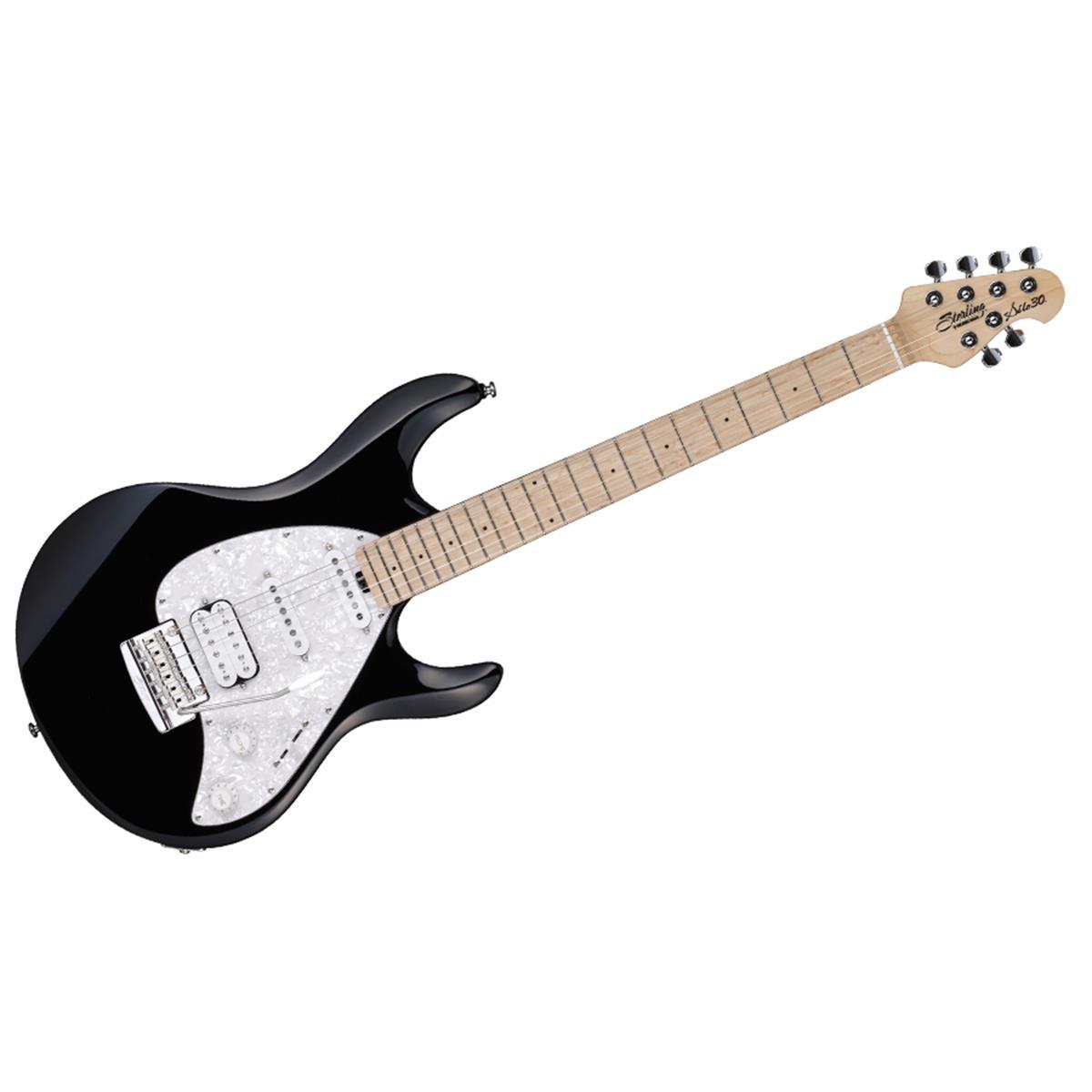 STERLING BY MUSICMAN Silo 30 D-BK - black - c/borsa