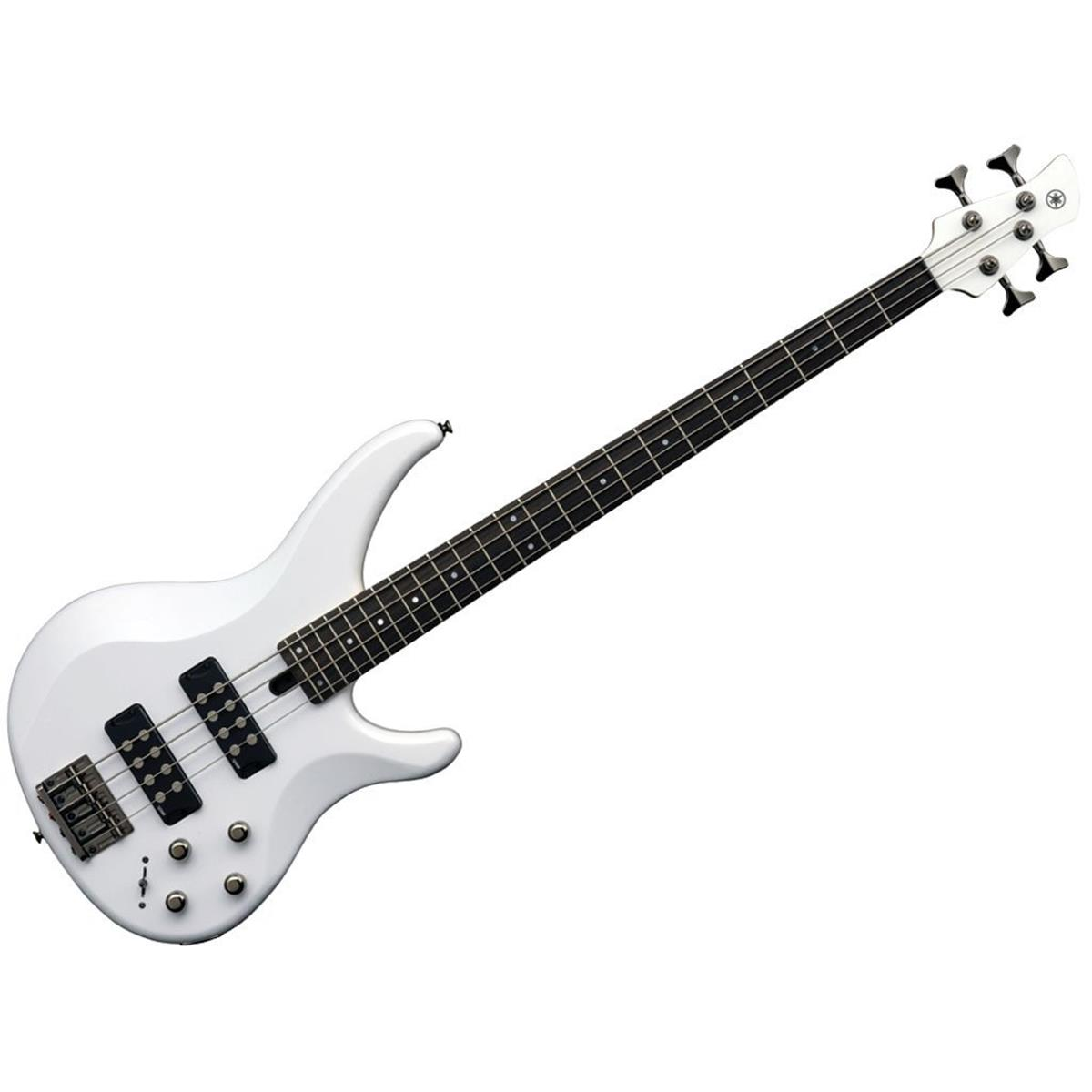 YAMAHA TRBX 304 WH - ELECTRIC BASS WHITE
