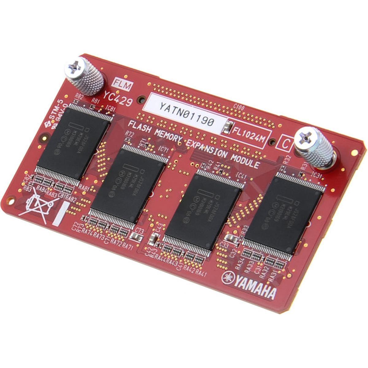 YAMAHA FL 1024 M - FLASH MEMORY 1 GB PER TYROS4 E MOTIFXF - Tastiere Accessori - Altri Accessori